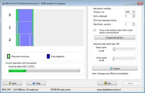 iRecover RAID Recovery