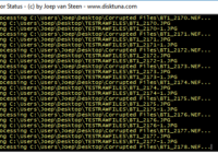 JpegDigger extracts JPEGs from corrupt RAW files