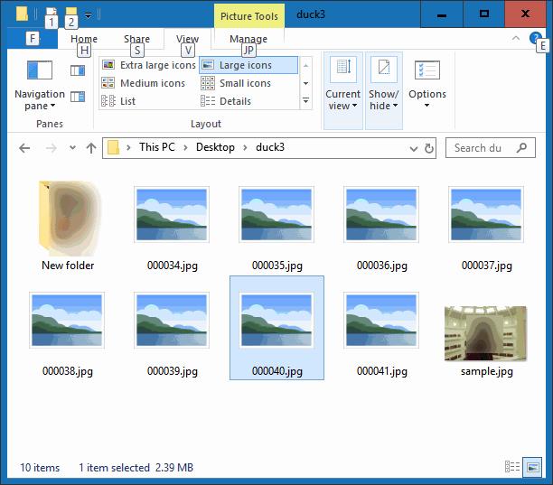 Repair Corrupt JPEG Header - Repair corrupt and damaged JPEG photos