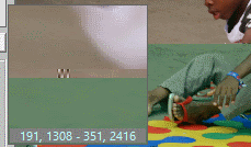 What the start of the jpeg corruption typically looks like