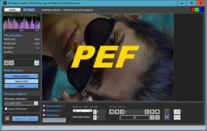 How to recover data from corrupted PEF photos