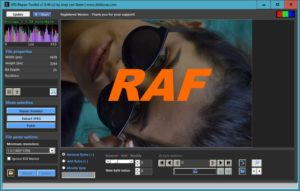 How to recover data from corrupted RAF photos