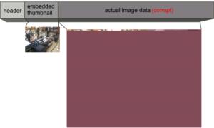 Extract thumbnails, JPG-Repair vs Stellar Repair for Photos