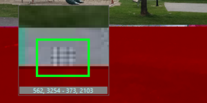 JPEG MCU 8 x 8 pixels