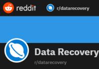 reddit data recovery