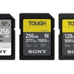 These 9 Sony memory cards might corrupt your files