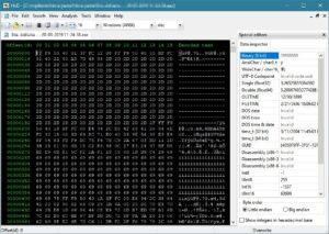Repairing corrupt .aac (Advanced Audio Coding) files