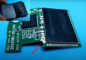 Physically broken SD Card – Data Recovery